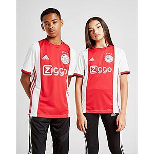 meet a0d97 b0339 adidas Maillot Domicile Ajax 2019 20 Junior ...