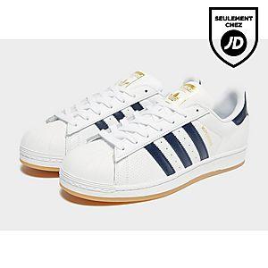 adidas superstar blanche iridescent