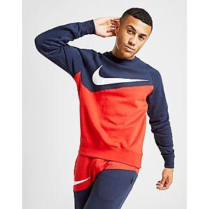 Nike Homme Crew Sweat Shirt Swoosh mOvNn0w8