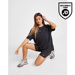 15e3022fd4eb8 Nike T-Shirt Tape Boyfriend Femme ...