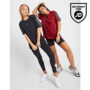 1497798a8b535 ... Nike T-Shirt Tape Boyfriend Femme