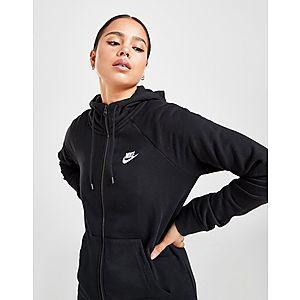 4ed8c8b0ff80e ... Nike Sweat à capuche Essential Zippé Femme
