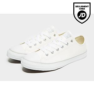 converse blanche taille 36