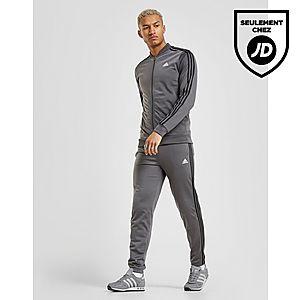 a31a2279f7e6e adidas Pantalon de Survêtement 3-Stripes Poly Homme ...