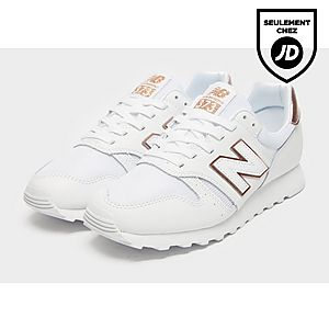 chaussures new balance femme blanche