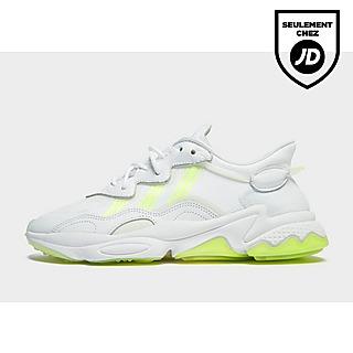 adidas ozweego blanche et jaune