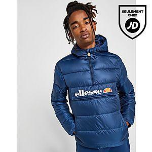 factory outlet incredible prices exclusive deals Ellesse Veste Molletonnée Dennios 1/4 Zippée Homme