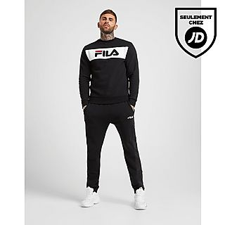 sweat fila rouge Sweats 1 Facile