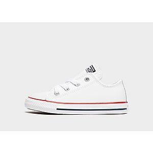 c65ac8127824b Converse Baskets All Star Leather Bébé ...