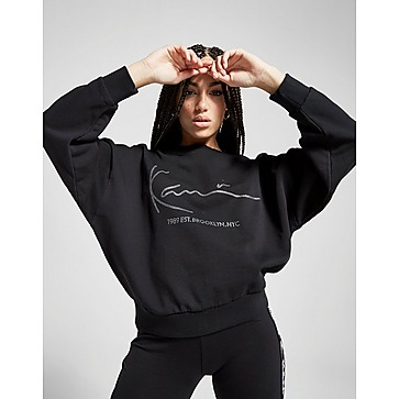 Karl Kani Sweatshirt Signature Crew Femme