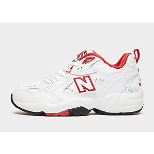 new balance 608 homme rouge