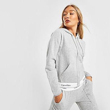 Calvin Klein Underwear Sweat à Capuche Zippé Femme
