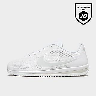 chaussure femme nike cortez blanche