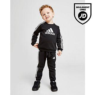 Corsaire taille haute Workout Adidas Originals en noir pour