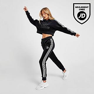jogging adidas velours femme