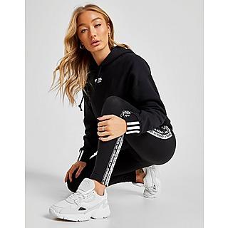 Adidas Originals X Farm Robe t shirt aux trois bandes à