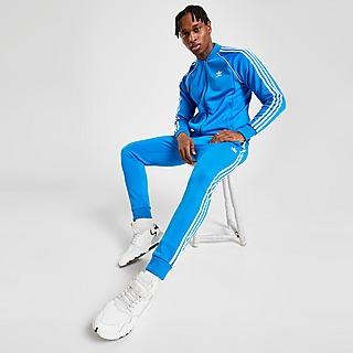 ensemble adidas homme bleu