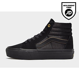 Vans Chaussures Femme - Triple Black | JD Sports
