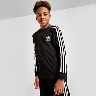 adidas California Long Sleeve T-shirt Junior