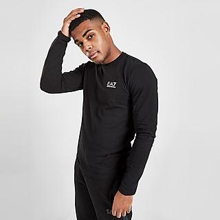 Emporio Armani EA7 T-shirt Core Manches longues Homme