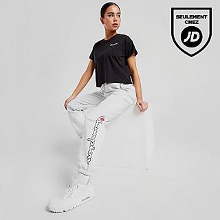 Champion Pantalon de survêtement Script Logo Fleece Femme