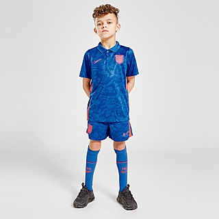Nike Kit Extérieur Angleterre 2020 Enfant