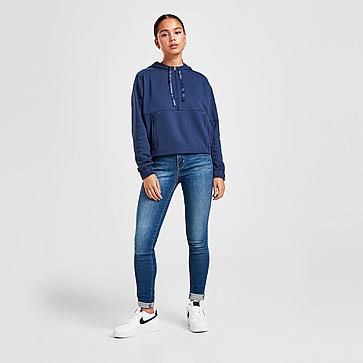 Nike Sweat à Capuche Angleterre Crop Femme