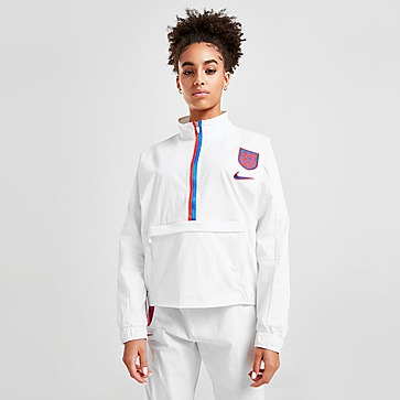Nike Haut de Survêtement 1/4 Zip Angleterre Femme