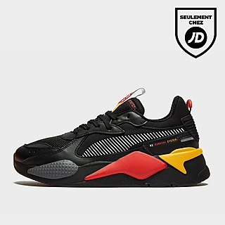 Puma RS X Unravel Black Dark Shadow Review Sneaker
