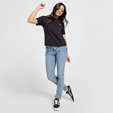 Vans T-shirt Core Small Logo Femme