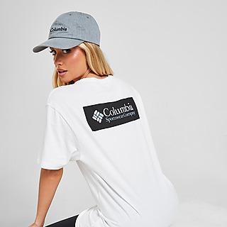 Columbia T-shirt  Basic Box Oversized Femme