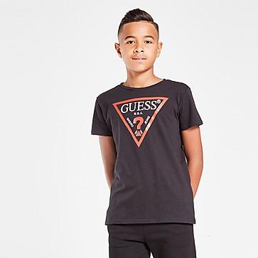 GUESS T-shirt Triange Logo Junior