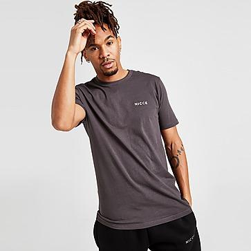 Nicce T-shirt Manches Courtes Homme