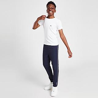 Lacoste Pantalon de Survêtement Piping Detail Woven Junior
