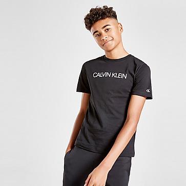 Calvin Klein T-shirt Jeans Institutional Logo Junior
