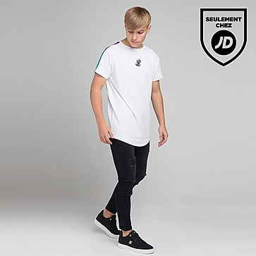 ILLUSIVE LONDON T-Shirt Fade Panel Junior