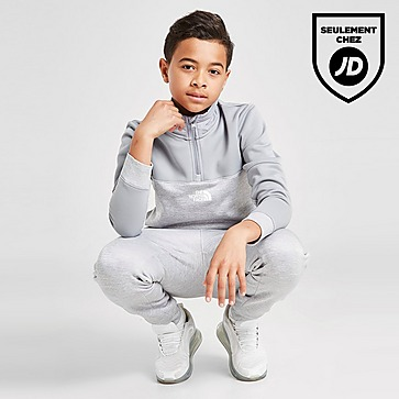 The North Face Sweat-shirt Mittelegi 1/4 Zip Junior