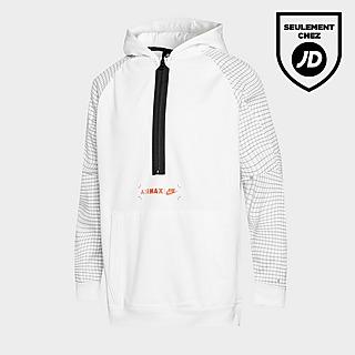 Nike Sweat à capuche et demi-zip en tissu Fleece Nike Sportswear Air Max pour Garçon plus âgé