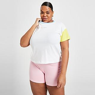 Champion T-Shirt Grande Taille Couleurs Femme