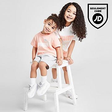 Puma Ensemble Fille Essential T-Shirt/Shorts Bébé