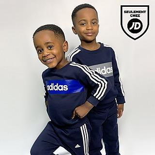 adidas Survêtement Linear Essential Crew Bébé