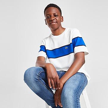 Lacoste T-Shirt Panel Junior