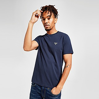 Barbour Beacon T-shirt Small Logo Manches Courtes Homme