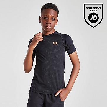 Under Armour T-Shirt Camo Imprié Junior