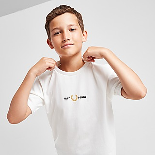 Fred Perry T-Shirt Logo Central Junior