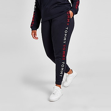 Tommy Hilfiger Embroidered Logo Plus Size Joggers