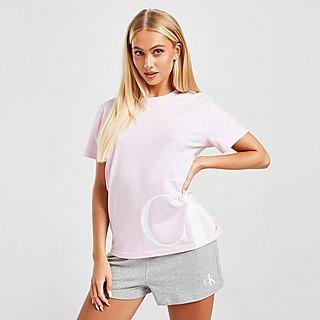 Calvin Klein T-Shirt CK One Logo Femme