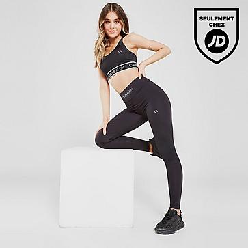 Calvin Klein Legging Taille Haute Logo Femme