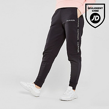 Calvin Klein Pantalon de Jogging Tape Logo Femme