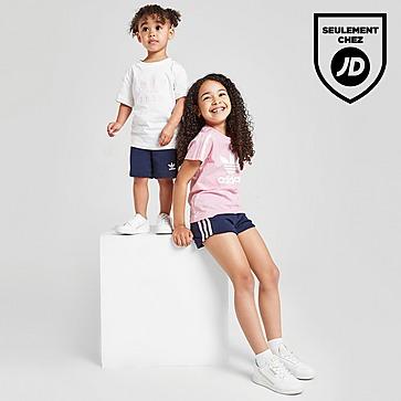 adidas Originals Ensemble T-Shirt/Short Tripstripe Bébé